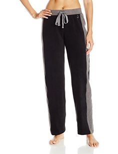 38eb66dc06 Cuddl Duds Women s Lounge Fleece with Stretch Loose Leg Pant at Amazon  Women s Clothing store