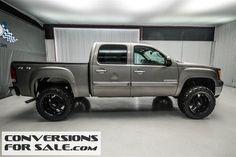 2013 GMC Sierra 1500 SLE Lifted Truck