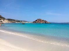 Cala Corsara, nell'isola di Spargi in provincia di Olbia-Tempio - Arcipelago della Maddalena. Si trova sull'isola di Spargi ed è formata da 4 spiagge all'interno dell'area protetta del Parco Nazionale dell'Arcipelago. Il colore del mare varia dal turchese al blu scuro e al verde. http://www.bbplanet.it/hotel-excelsior-la-maddalena_s18779/it/