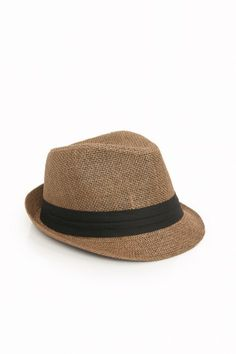 Palma Hat in Tamarind