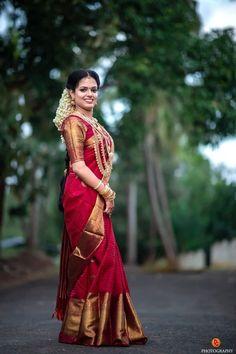wedding saree and wedding saree indian . - wedding saree and wedding saree indian - Red Saree Wedding, Pattu Sarees Wedding, Bridal Sarees South Indian, South Indian Wedding Saree, Indian Bridal Outfits, Wedding Silk Saree, Indian Bridal Fashion, Indian Bridal Wear, Gown Wedding