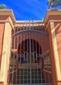 Portón de Asunción -Paraguay