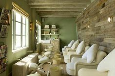 Cowshed spa. Vintage-luxe hot spot. Soho Beach House, Miami Beach. By Hotelied.