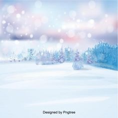 The clear blue winter snow dream Vector and PNG Crystal Background, Snowflake Background, Winter Background, Background Templates, Background Images, Winter Snow Pictures, Adobe Illustrator, Snow Vector, Cartoon Heart