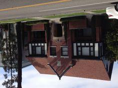 Fine example of Tudor architecture. Long Beach.