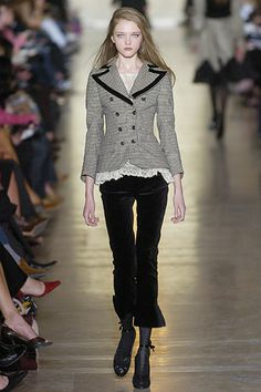 Jill Stuart   Fall 2005 Ready-to-Wear Collection   Style.com