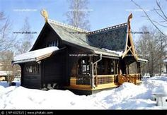 Viking house. This will be my off the grid cabin one day