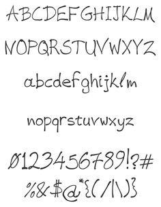 sample letter of cursive font sample handwritten samples 24619 | 24619cdd430d8c93b47a8e22a7f3eac3 fonts