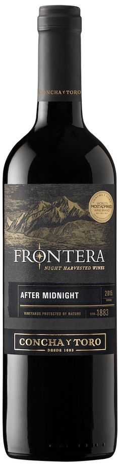 Frontera, producer of Chilean value wines, has announced Frontera After Dark. #Wine | #Cheers Magazine