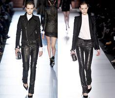 2013 2014 Clothing Style   2014 Fall Winter Womens Runway   Designer Jeans Brands, Denim Fashion ...