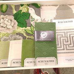 design indulgence: THIS AND THAT - Mary McDonald fabrics