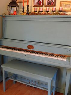 What colour should I paint my piano?