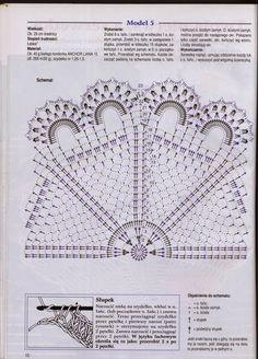 Kira scheme crochet: Scheme crochet no. 896