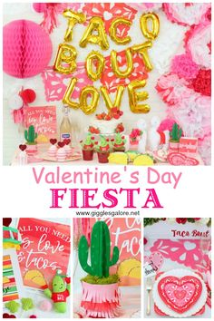 This pink and red fiesta is perfect for a family-friendly Valentines dinner Galentines or an engagement party. Forget the fancy dinner reservations expensive flowers and give everyone what they really want TACOS! Flourless Chocolate Torte, Low Carb Chocolate, Strawberry Mousse, Raspberry Tarts, Valentine Desserts, Valentines Day Party, Banana Carrot Muffins, Sugar Free Mints, Vegan Truffles