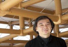 Se inaugura el pabellón de papel diseñado por el arquitecto Shigeru Ban