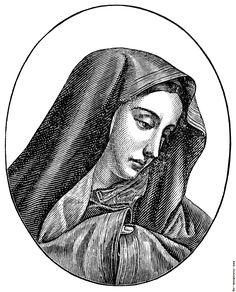 Resultado de imagen para catholic black and white