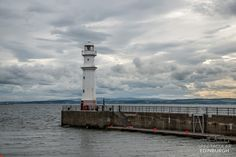 The lighthouse at Newhaven, looks like stormy weather coming!   --- Tom http://www.edinburghphotography.com