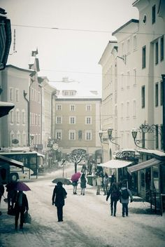 Hallein, Salzburg, Austria