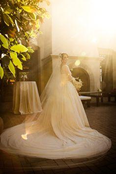 One of our beautiful bride. Custom dress and vail by us @bridesbyliza  ✨ #wedding #weddinggown #weddingdress #bride #beautiful #marriage
