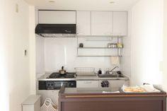 〈東京の台所〉<40>5人家族55m²、究極のミニマム暮らし