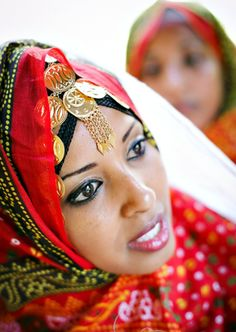 A bit of Somali meet Eritrean wedding.
