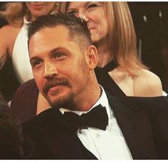 He has an Oscar winning face..