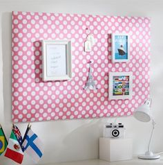 Decorating Cents: PB Teen Inspired Pinboard