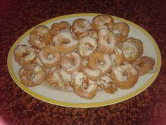 rosquillas con anís y canela