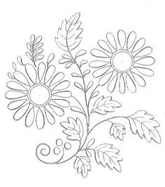 Hand Embroidery Patterns Free Printables Click On The Image For A