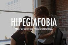 17 fobias tão reais que talvez você possua uma delas New Words, Cool Words, Portuguese Lessons, Sad Girl, Phobias, Meaningful Words, Survival Tips, Are You Happy, Poems