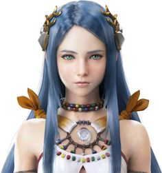 Yeul from final fantasy Final Fantasy Female Characters, Final Fantasy Girls, 3d Fantasy, Fantasy Series, Anime Fantasy, Fantasy World, Anime Characters, The Legend Of Zelda, Kingdom Hearts