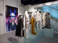 fashion on display, pinned by Ton van der Veer