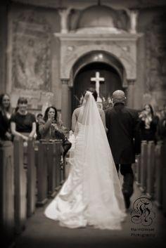 Beautiful Church Wedding photo.  www.harmoniquephotography.com.au  Wedding Photography