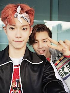 #DOYOUNG #JOHNNY