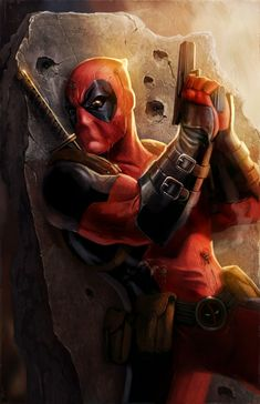 Deadpool by pinkhavok.deviantart.com on @DeviantArt
