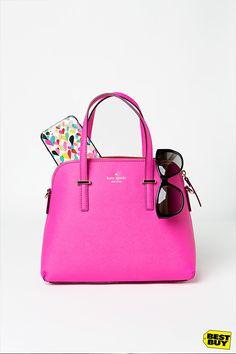 Pink and Kate Spade Clutch Prada, Purses And Handbags, Luxury Handbags, Cheap Handbags, Ladies Handbags, Mk Handbags, Handbags Online, Designer Handbags, Fendi