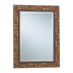 ethanallen.com - gold scrolled mirror | ethan allen | furniture | interior design