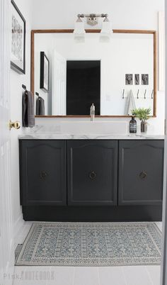 Store Tour Floor Decor Pinterest Budget Bathroom Budgeting - Diy bathroom remodel on a budget