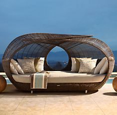 Outdoor Bed? Why not.