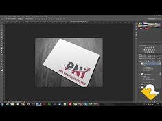 Mockup tutorial - how to create photoshop mockups for logo presentations