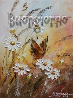 Ideas butterfly art painting acrylics originals for 2019 Butterfly Painting, Butterfly Art, Flower Art, Texture Painting, Painting & Drawing, Illustration Blume, Acrylic Art, Painting Inspiration, Amazing Art