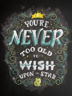 """""""Your never too old to wish upon a star"""" by Shauna Lynn Panczyszyn"""