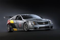 Cadillac Racing CTS-V Car Picture - Car HD Wallpaper