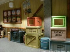 Wacky World Studios | Custom Game Stations