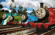 Thomas And Friends Cartoon Photos