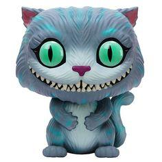 Figurine Cheshire Cat (Alice In Wonderland) - Figurine Funko Pop http://figurinepop.com/cheshire-cat-alice-in-wonderland-funko