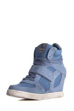 Ash Cool Wedge Sneaker