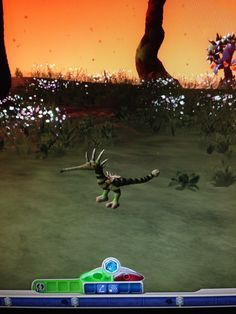 One of my favourite PC games: spore