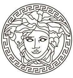 Versace Logo Png Versace logo p Versace Tattoo, Versace Logo, Gianni Versace, Donatella Versace, Versace Versace, Versace Miami, Versace Chain, Versace Shoes, Versace Dress