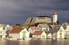 Jarmund/vigsnæs Architects · Kvitsøy Coastal Control. Norway · Divisare